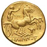 MACEDONIA Filippo II (359-336 a.C.) Statere ...