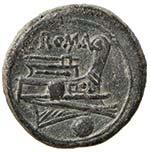 ANONIME REPUBBLICANE Oncia - Cr. 56/7 AE (g ...