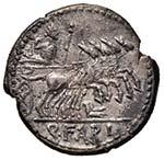 Fabia - Q. Fabius Labeo - Denario (124 a.C.) ...