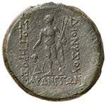 TRACIA Maroneia - AE (dopo il 146 a.C.)  ...