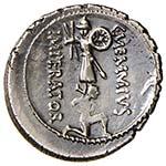 REPUBBLICA Memmia - Caius Memmius - Denario ...