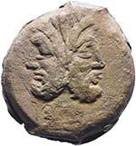 Titia - Asse (90 a.C.) ...
