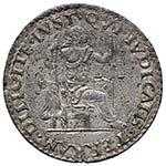 FERRARA Ercole II (1534-1559) Bianco – MIR ...