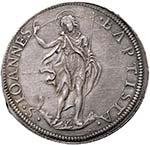 FIRENZE Ferdinando II (1621-1670) Piastra ...