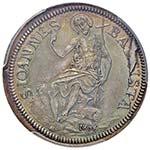 FIRENZE Cosimo III (1670-1723) Testone 1676 ...