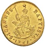 FIRENZE Francesco II (1737-1765) Ruspone ...