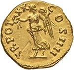 Antonino Pio (138-161) Aureo (156-157) Testa ...