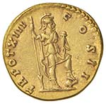 Marco Aurelio (161,180) Aureo - Busto a d. - ...