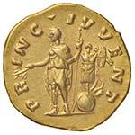 Commodo (come Cesare, 166-177) Aureo (175) ...