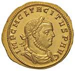 Tacito (275-276) Aureo ...