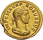 Probo (276-282) Aureo ...