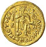Libio Severo (a nome di, 461-465) Solido ...