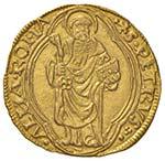 Pio II (1458-1464) Ducato papale – Munt. 5 ...