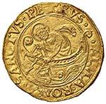 Innocenzo VIII (1484-1492) Fiorino di camera ...