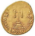 Tiberio III (698-705) Solido (Siracusa) ...