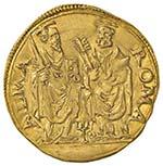 Leone X (1513-1521) Ducato papale – Munt. ...