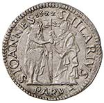 Adriano VI (1521-1523) Parma - Giulio 1522 ...