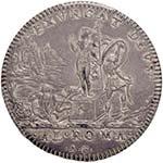 Pio IV (1559-1565) Testone con la ...