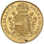 AUSTRIA Maria Teresa (1740-1780) Doppio ...