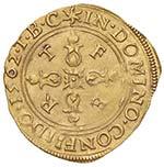 Emanuele Filiberto (1553-1580) Scudo d'oro ...