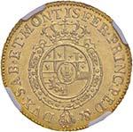 Carlo Emanuele III (1730-1773) Doppia 1763 ...