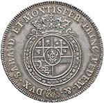 Carlo Emanuele III (1730-1773) Scudo 1756 ...