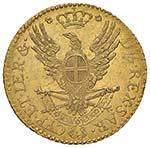 Carlo Emanuele IV (1796-1802) Mezza doppia ...