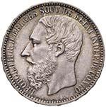 CONGO BELGA Leopoldo II ...