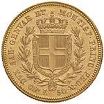 Carlo Alberto (1831-1849) 50 Lire 1836 T – ...