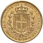 Carlo Alberto (1831-1849) 20 Lire 1842 G – ...