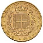 Carlo Alberto (1831-1849) 20 Lire 1847 ...