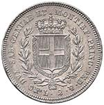 Carlo Alberto (1831-1849) 2 Lire 1845 T – ...
