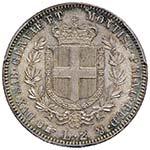 Vittorio Emanuele II (1849-1861) 2 Lire 1854 ...