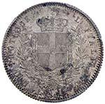 Lira e 50 Centesimi 1859 B – Nomisma 829, ...