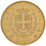 Vittorio Emanuele II (1861-1878) 50 Lire ...