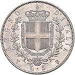 Vittorio Emanuele II (1861-1878) 5 Lire 1861 ...