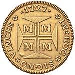 BRASILE Joao V (1706-1750) 20.000 Reis 1727 ...