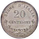Vittorio Emanuele II (1861-1878) 20 ...