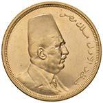 EGITTO Fuad (1917-1936) ...