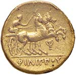 MACEDONIA Filippo II (359-334 a.C.) Statere ...