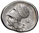 CORINTIA Corinto - Statere (circa 375-300 ...