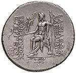 SIRIA Alessandro I Balas (150-145 a.C.) ...