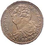 FRANCIA Luigi XVI ...