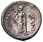 Acilia – Man. Acilius Glabrio – Denario ...