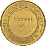 FRANCIA Napoleone III (1852-1870) Medaglia ...