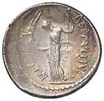MONETE ROMANE Giulio Cesare (+ 44 a.C.) ...