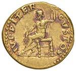 Nerone (54-68) Aureo - Busto laureato a d. - ...