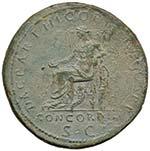 Adriano (117-138) Sesterzio - Busto laureato ...