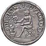 FERRARA Alfonso I (1505-1534) Quarto col ...