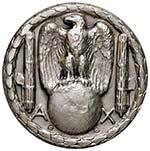 Medaglie fasciste - Medaglia - Opus: S.J. - ...